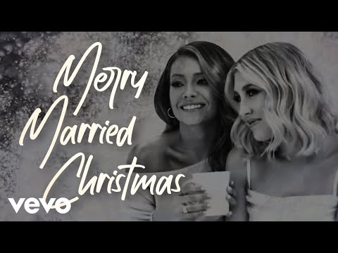 Maddie & Tae - Merry Married Christmas (Official Audio Video)