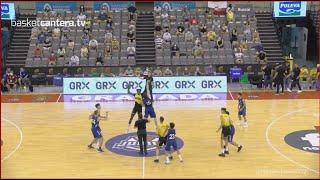 U18M - Cpto.España CAJASIETE CANARIAS vs ANDÚJAR.- Junior Masc. FEB-Granada 2021 #BasketCantera.TV