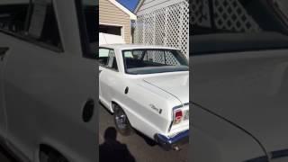 65 Chevy Nova 283