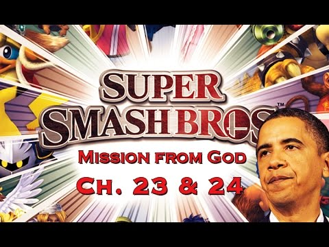 Supper Smash Bros Mishonh from God - Ch 23 & 24: DIE FANFICTION DIE