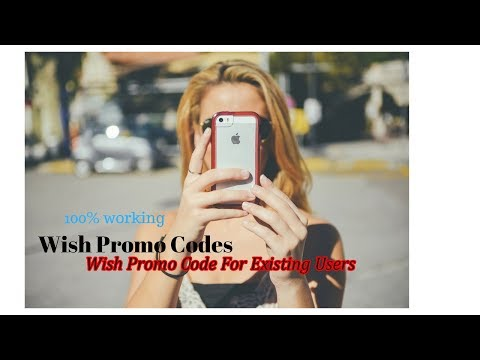 #Working | Wish Promo Code For Existing Customers 2018 | Wish Free Shipping