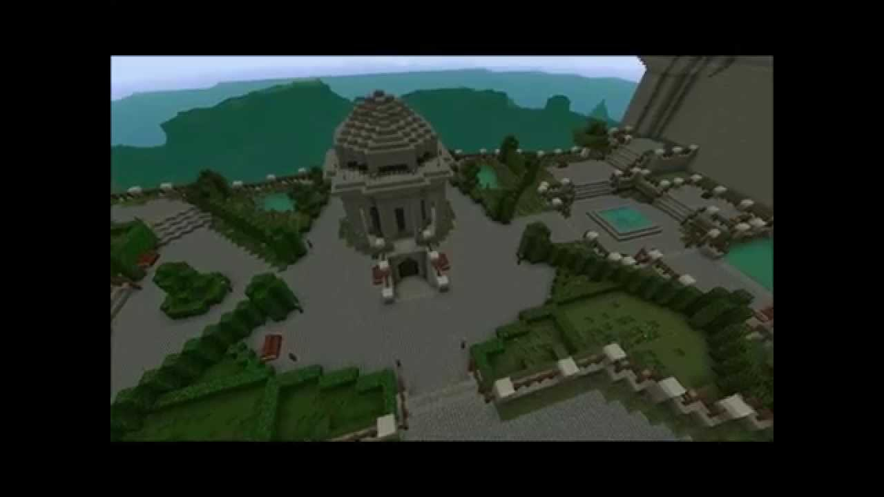 Fable 3 Albion Minecraft world (Work in progess)