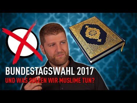 Bundestagswahl 2017: Und was sollen wir Muslime tun?