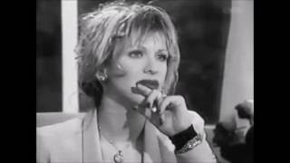 Courtney Love The Only Rape I Know // Vintage Music Video