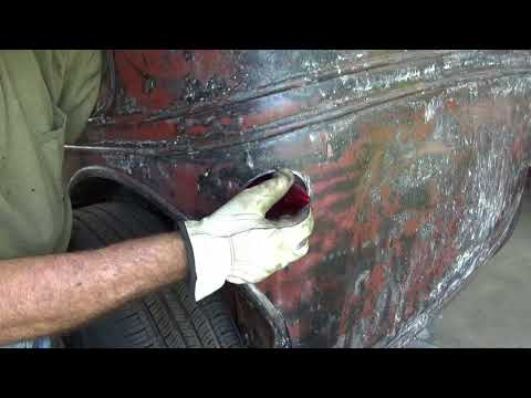 31 Chevy Rat Rod Build - 59 Caddy Tail Lights