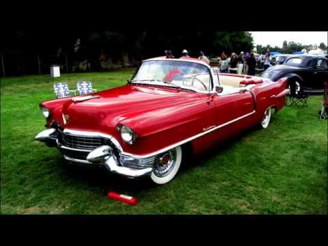 55 Cadillac Eldorado convertible - YouTube