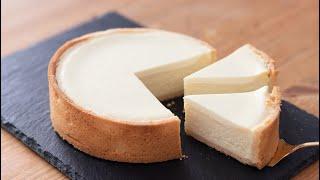 サワークリームトップ・チーズケーキの作り方 - Sour Cream Cheesecake Tart|HidaMari Cooking