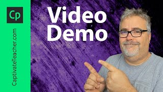Adobe Captivate Video Demo