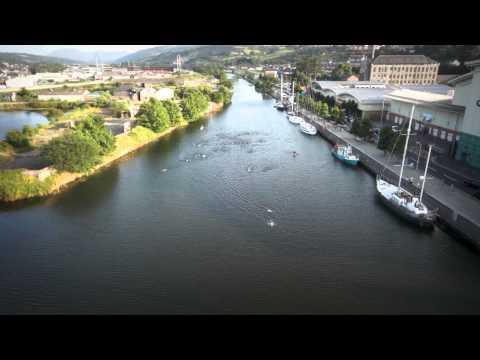 Newry City Triathlon Launch Video, 18th July, 2013.