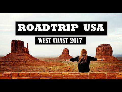 ★USA RoadTrip 2017★ West Coast