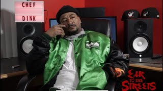 """Chef Dink On 6 Mile in the 80s & Moving to Ohio for High School """"I Started Selling Dope"""" (Part 1)"""