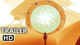 STARGATE ORIGINS Official Teaser Trailer (2017) Sci-Fi, TV Show HD