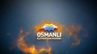 OSMANLI MAKİNA SENSITIVE JEWELRY MACHINES CF9 / TEASER