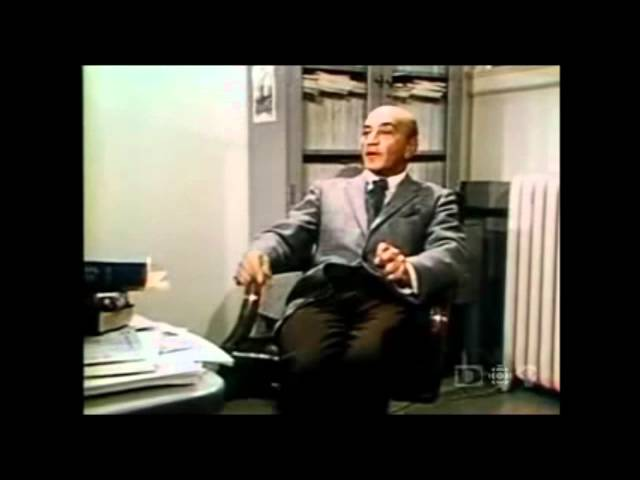 Immanuel Velikovsky - Bonds of the Past - CBC Documentary 1972