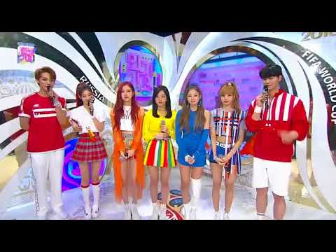 Free Download [june 17, 2018] Blackpink Sbs Inkigayo Interview Part Mp3 dan Mp4