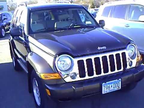 2005 Jeep Liberty Limited 2.8L Diesel