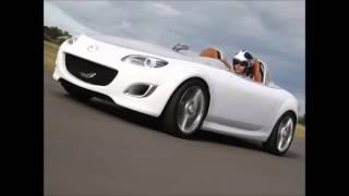2009 Mazda MX-5 Superlight Concept Videos