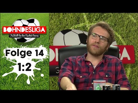 "[1/2] Bohndesliga Folge 14 mit Field-Reporter Rolf ""Rollo"" Fuhrmann | Rocket Beans TV | 30.11.2015"