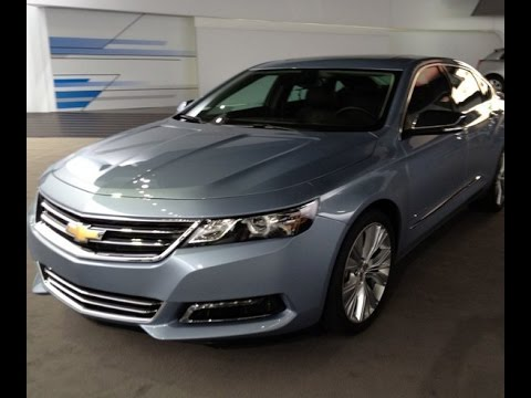 2016 Chevrolet Impala Cng 3Lt >> All Chevrolet Impala Series 2017