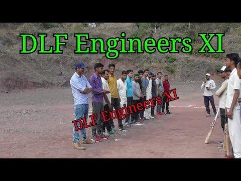 Subathu Stars XI vs DLF Engineers XI- Final (First Inning)