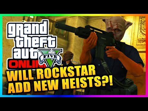 GTA 5 DLC Update - Will There Be New GTA 5 Heists DLC Added To GTA 5