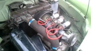 1961 DKW Junior, two stroke motor