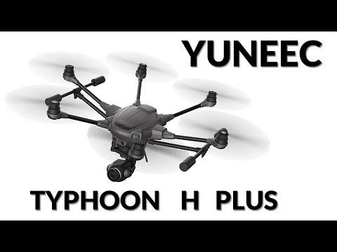 Yuneec Typhoon H Plus 4K Drone