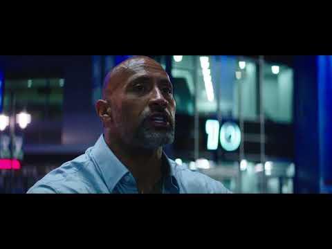 SKYSCRAPER | Trailer E | In Cinemas 12 July