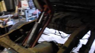 Dump kit installed