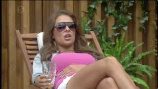 Big Brother UK Day 52 (Sun 4 Aug 2013)