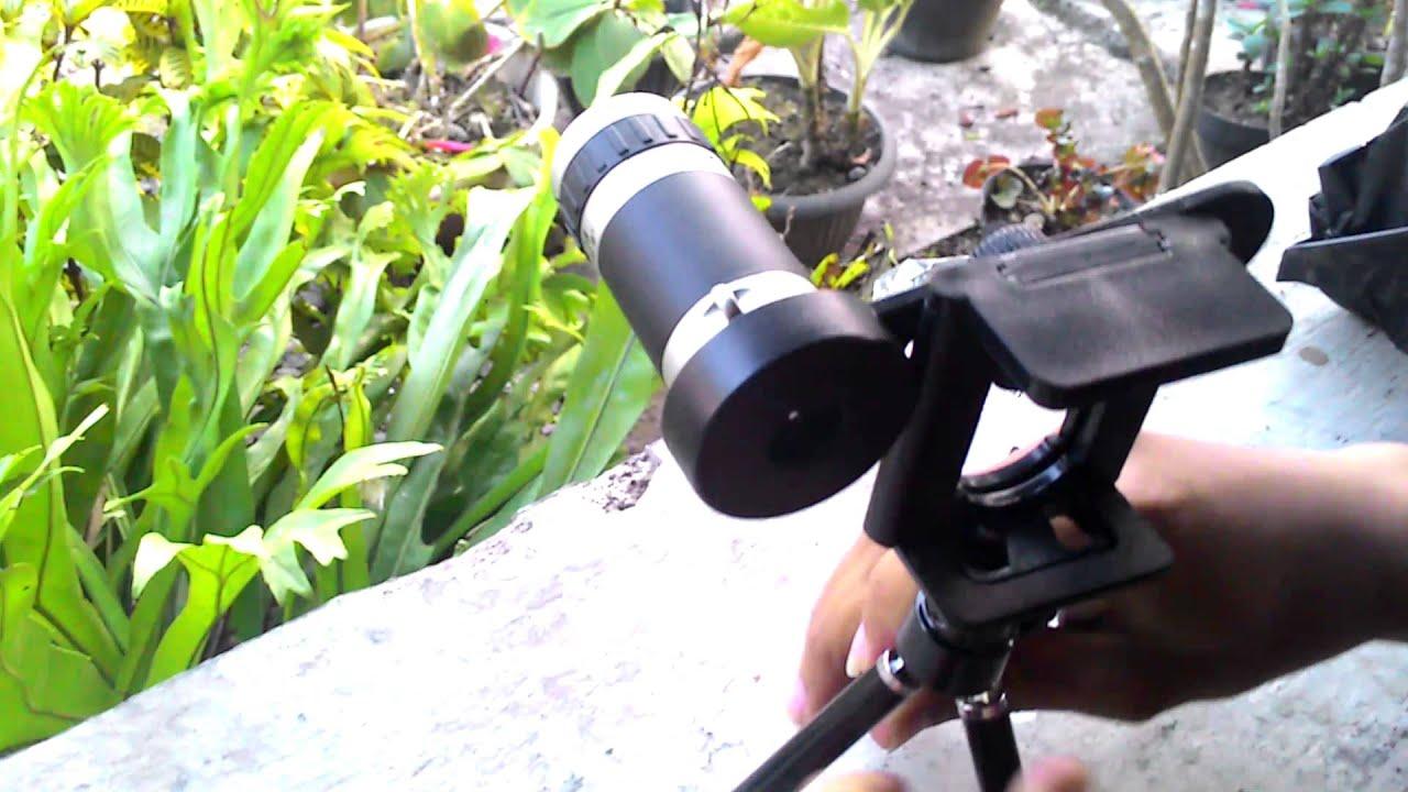 Review lensa tele pada hp zenfone zoom youtube