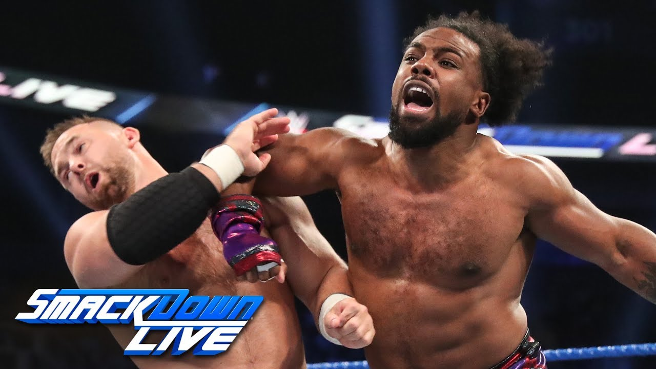 The New Day vs. Randy Orton & The Revival: SmackDown LIVE, Aug. 13, 2019