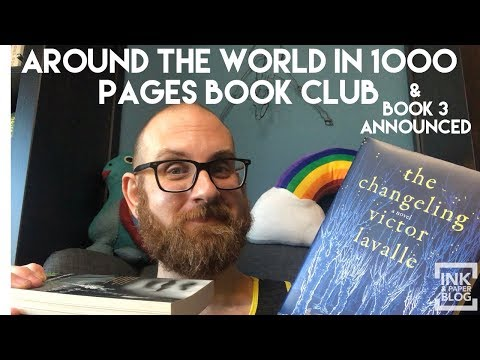 Around the World in 1000 Pages Book Club : #1