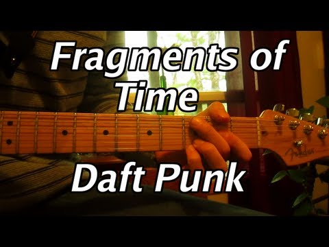 Daft Punk - Fragments of Time - Guitar Lesson - Chords - Tabs - Tutorial - Cover