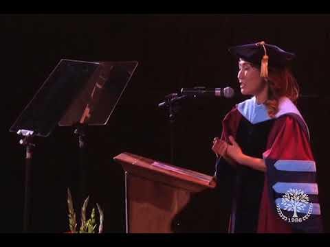 Fremont College 2014 Graduation Keynote Frank Baxter