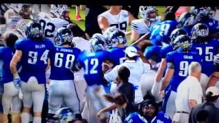 College Football Brawl - BYU vs. Memphis in Miami Beach Bowl