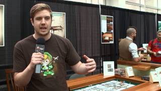 Geek Chic Gaming Tables - Pax Prime 2014