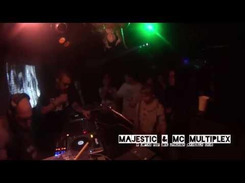 [Loftas Fest 2013] Majestic & Mr.Multiplex @ Ravezilla Cave, Lithuania