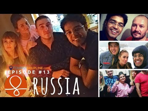 How friendly are Russians! -  COUCHSURFING IN RUSSIA