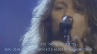 BON JOVI Have a little faith in me (Subt. Ingles - Español)