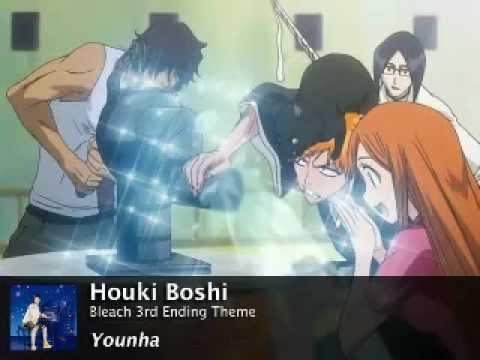 Bleach Ending Younha  Houki Boshi Megamix Remastered