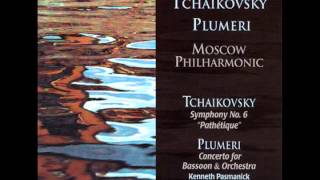 Johnterryl Plumeri Concerto for Bassoon/Kenneth Pasmanick/Moscow Phil