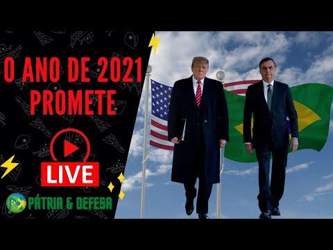 O Ano de 2021 Promete - Vamos Falar das Possibilidades Primeira live do Ano