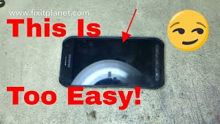 Quick & Easy Galaxy S6 Active Screen Repair From Start To Finish