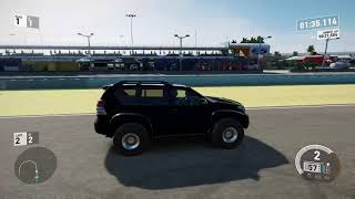 Forza Motorsport 7 2016 Toyota Land Cruiser Arctic Trucks AT37 gameplay