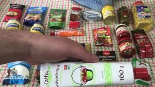 Продукты с Европы которые можно купить в Мукачево часть 1