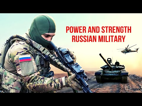 Russian army - 'Invincible Power and strength Russian military' (2021)