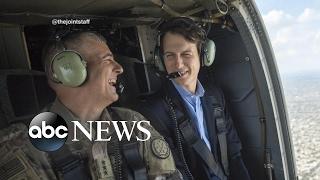 Jared Kushner meets with Iraq