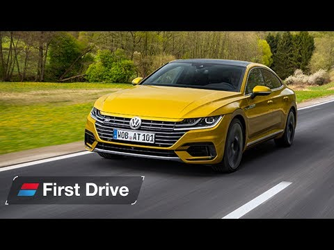 Volkswagen Arteon 2017 first drive review