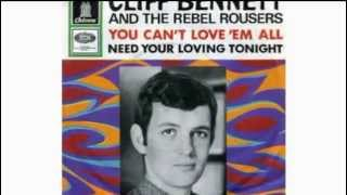 Cliff Bennett & The Rebel Rousers - Try Once More